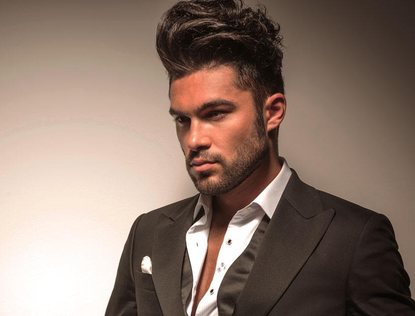 Classes de maГ®tre de coupes de cheveux classiques pour hommes